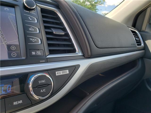 2019 Toyota Highlander Limited (Stk: 9-1114) in Etobicoke - Image 15 of 16