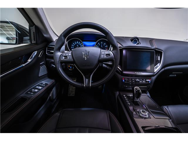 2018 Maserati Ghibli S Q4 GranSport (Stk: 893MCE) in Edmonton - Image 14 of 17