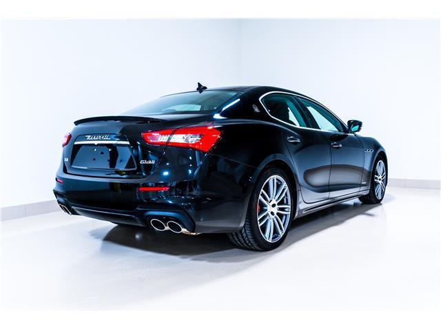 2018 Maserati Ghibli S Q4 GranSport (Stk: 893MCE) in Edmonton - Image 4 of 17