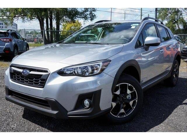 2019 Subaru Crosstrek Touring (Stk: SK882) in Ottawa - Image 1 of 24