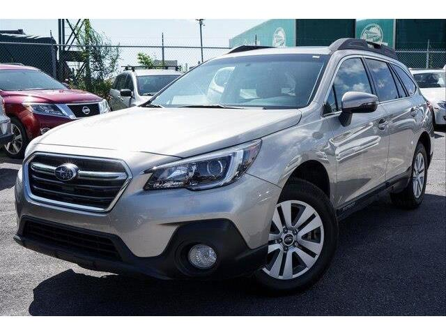 2019 Subaru Outback 2.5i Touring (Stk: XK025) in Ottawa - Image 1 of 23