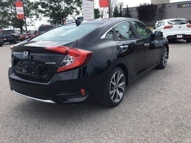 2019 Honda Civic Touring (Stk: 191586) in Barrie - Image 7 of 23
