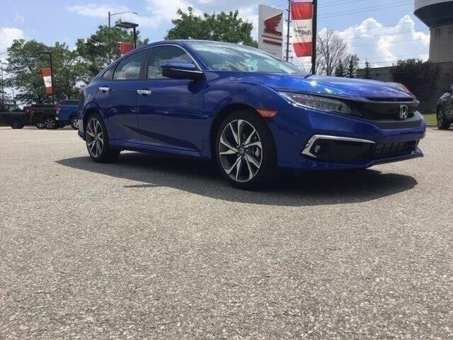 2019 Honda Civic Touring (Stk: 191599) in Barrie - Image 7 of 21