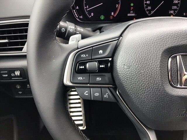 2019 Honda Accord Sport 1.5T (Stk: 191455) in Barrie - Image 9 of 21