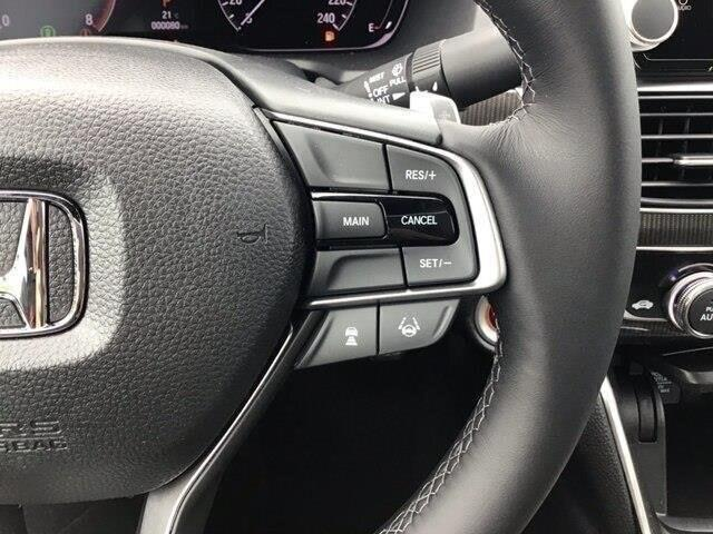 2019 Honda Accord Sport 1.5T (Stk: 191455) in Barrie - Image 10 of 21
