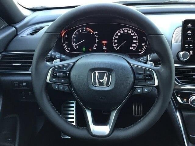 2019 Honda Accord Sport 1.5T (Stk: 191456) in Barrie - Image 9 of 24