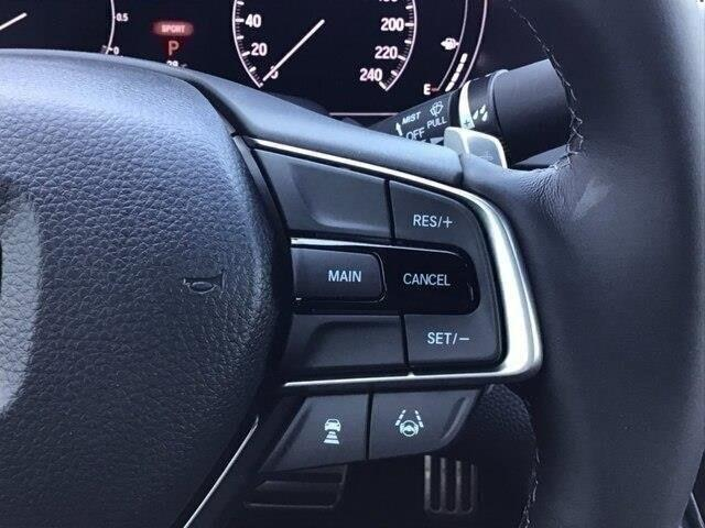 2019 Honda Accord Sport 1.5T (Stk: 191485) in Barrie - Image 12 of 24