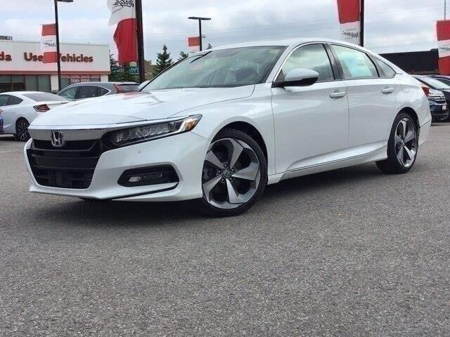 2019 Honda Accord LX 1.5T (Stk: 191491) in Barrie - Image 1 of 21