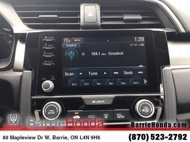 2019 Honda Civic LX (Stk: 19825) in Barrie - Image 2 of 22