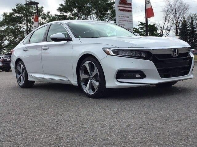 2019 Honda Accord Touring 1.5T (Stk: 19243) in Barrie - Image 7 of 21