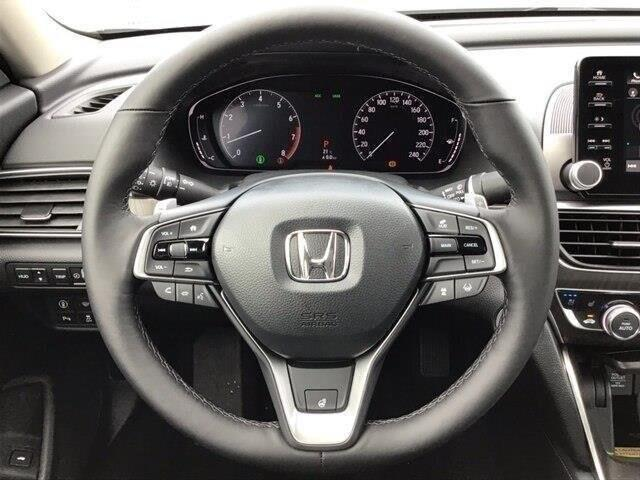 2019 Honda Accord Touring 1.5T (Stk: 19243) in Barrie - Image 9 of 21