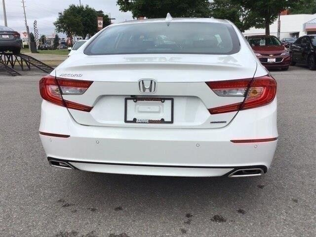 2019 Honda Accord Touring 1.5T (Stk: 19243) in Barrie - Image 18 of 21