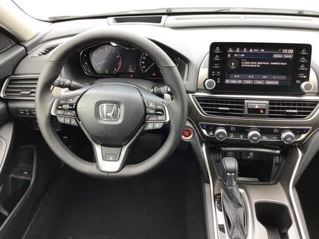 2019 Honda Accord Touring 1.5T (Stk: 19483) in Barrie - Image 9 of 23