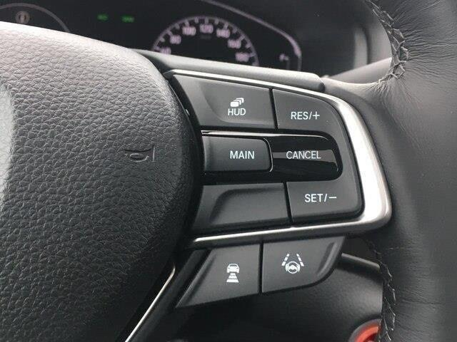 2019 Honda Accord Touring 1.5T (Stk: 19483) in Barrie - Image 12 of 23