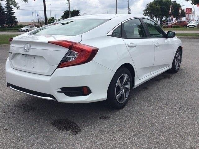 2019 Honda Civic LX (Stk: 191340) in Barrie - Image 5 of 21
