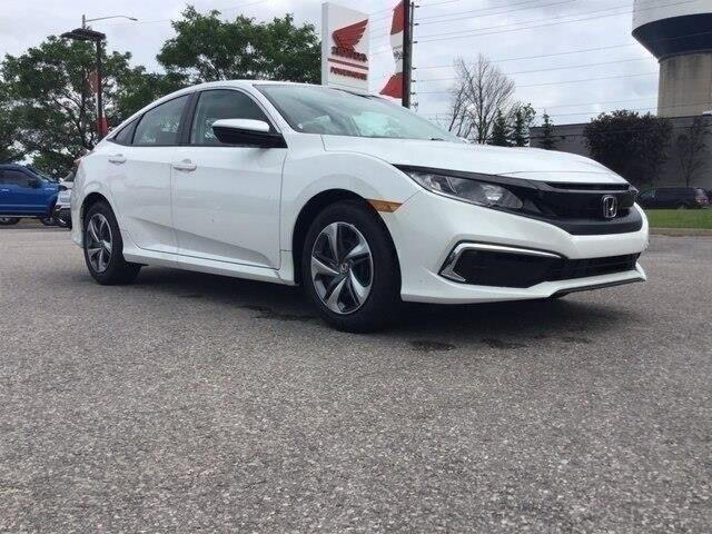 2019 Honda Civic LX (Stk: 191340) in Barrie - Image 6 of 21