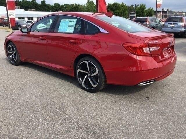 2019 Honda Accord Sport 2.0T (Stk: 19832) in Barrie - Image 5 of 22