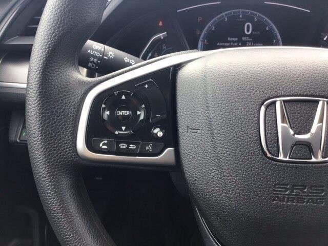 2019 Honda Civic LX (Stk: 19153) in Barrie - Image 9 of 22