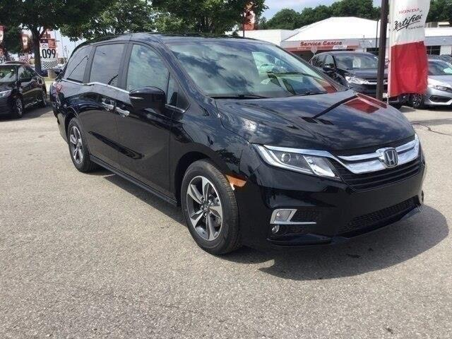 2019 Honda Odyssey EX-L (Stk: 19014) in Barrie - Image 7 of 20