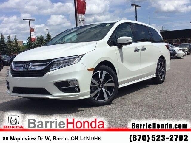 2019 Honda Odyssey Touring (Stk: 19051) in Barrie - Image 1 of 26