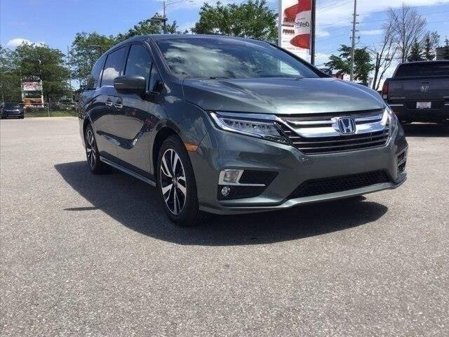 2019 Honda Odyssey Touring (Stk: 19987) in Barrie - Image 9 of 23