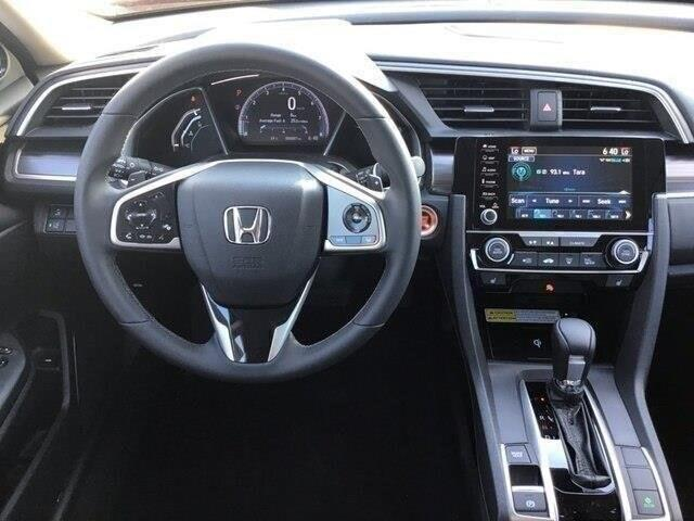 2019 Honda Civic Touring (Stk: 191186) in Barrie - Image 7 of 22