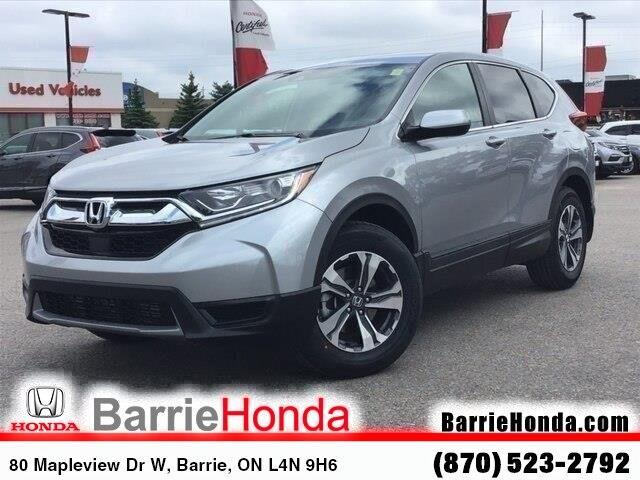 2019 Honda CR-V LX (Stk: 191035) in Barrie - Image 1 of 22