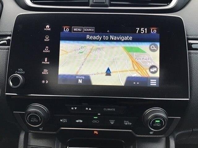 2019 Honda CR-V Touring (Stk: 191155) in Barrie - Image 2 of 23