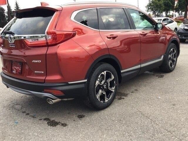 2019 Honda CR-V Touring (Stk: 191155) in Barrie - Image 8 of 23