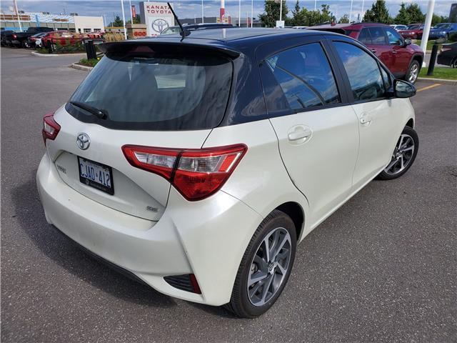 2018 Toyota Yaris SE (Stk: 089E1289) in Ottawa - Image 5 of 21