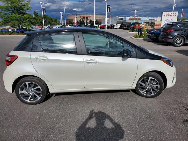 2018 Toyota Yaris SE (Stk: 089E1289) in Ottawa - Image 6 of 21