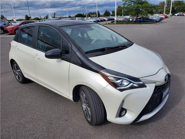 2018 Toyota Yaris SE (Stk: 089E1289) in Ottawa - Image 7 of 21