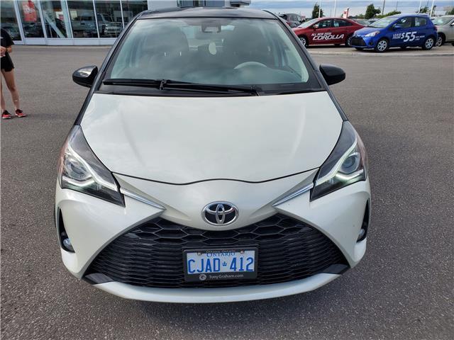 2018 Toyota Yaris SE (Stk: 089E1289) in Ottawa - Image 8 of 21