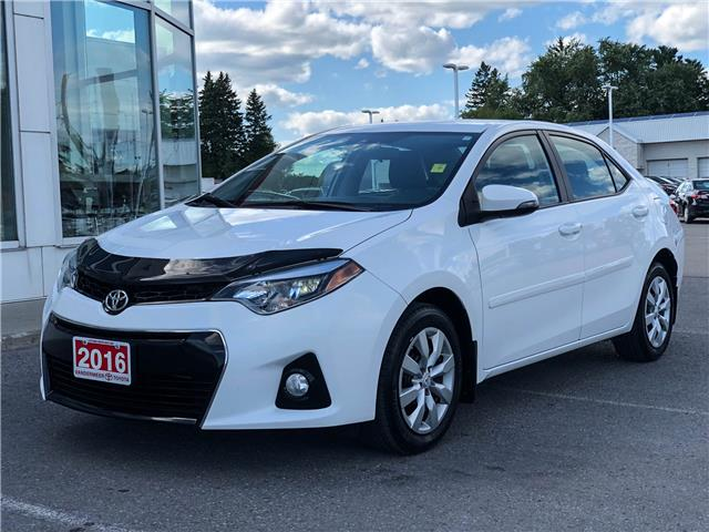 2016 Toyota Corolla S (Stk: TV274A) in Cobourg - Image 1 of 21