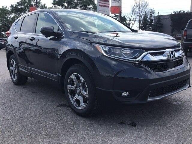 2019 Honda CR-V EX (Stk: 191645) in Barrie - Image 8 of 22
