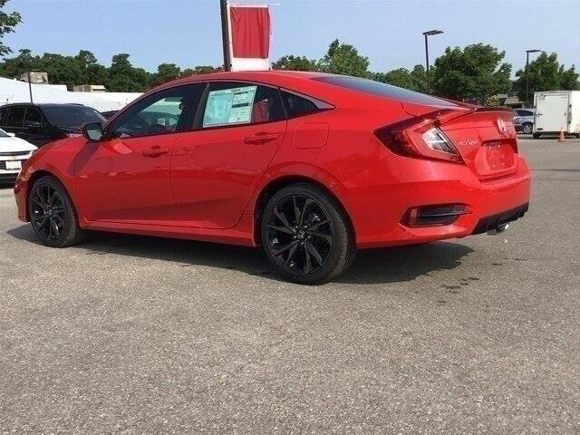 2019 Honda Civic Sport (Stk: 191680) in Barrie - Image 6 of 22