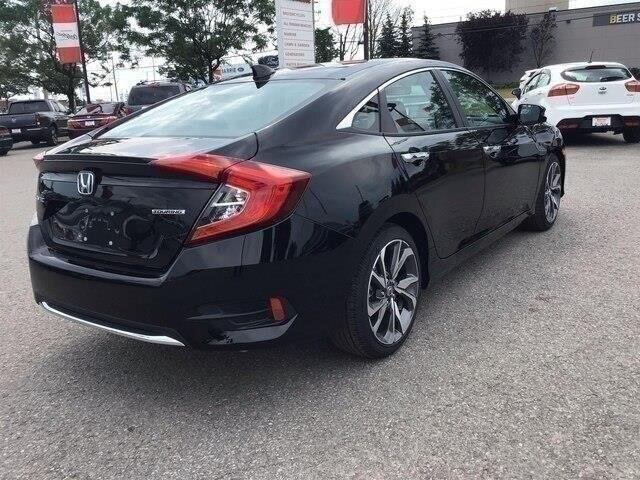 2019 Honda Civic Touring (Stk: 191637) in Barrie - Image 6 of 22