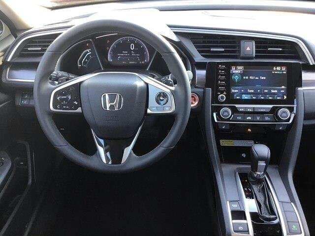 2019 Honda Civic Touring (Stk: 191637) in Barrie - Image 9 of 22