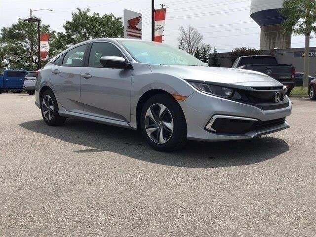 2019 Honda Civic LX (Stk: 191696) in Barrie - Image 7 of 22