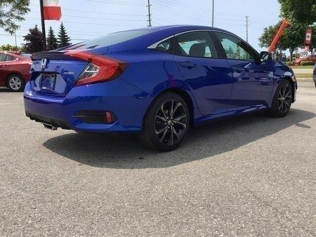 2019 Honda Civic Sport (Stk: 191698) in Barrie - Image 7 of 23