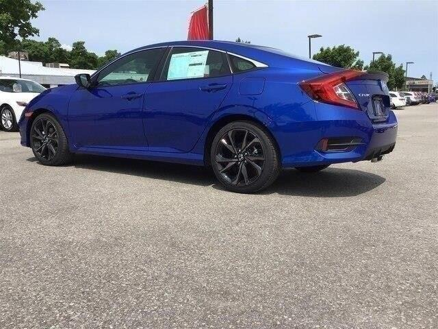 2019 Honda Civic Sport (Stk: 191698) in Barrie - Image 8 of 23
