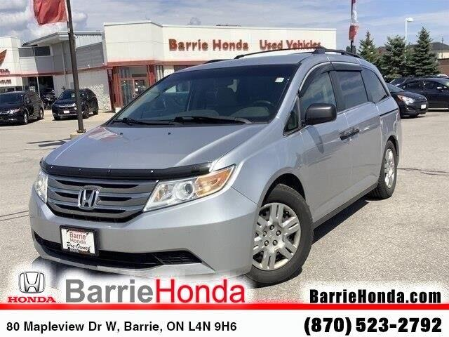 2012 Honda Odyssey LX (Stk: U12933) in Barrie - Image 1 of 21