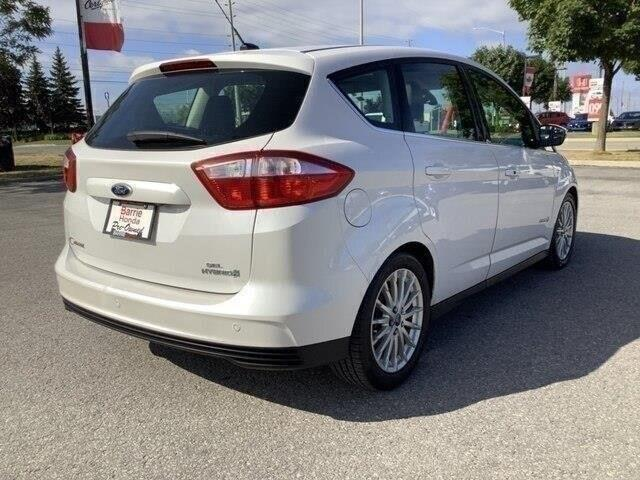 2013 Ford C-Max Hybrid SEL (Stk: U13A82) in Barrie - Image 7 of 25
