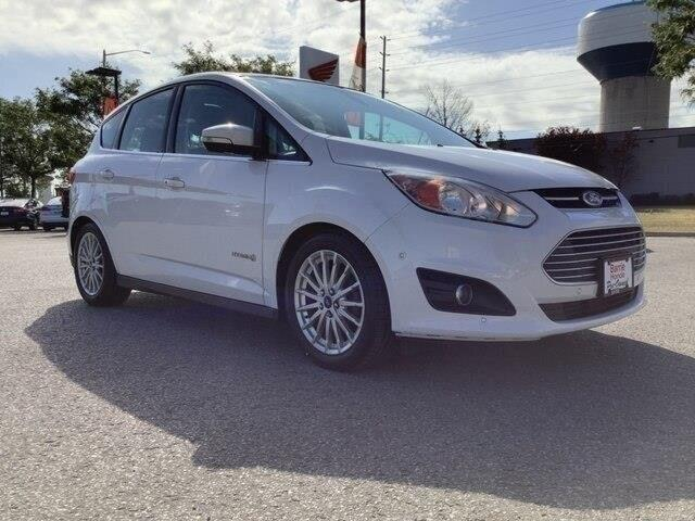 2013 Ford C-Max Hybrid SEL (Stk: U13A82) in Barrie - Image 8 of 25