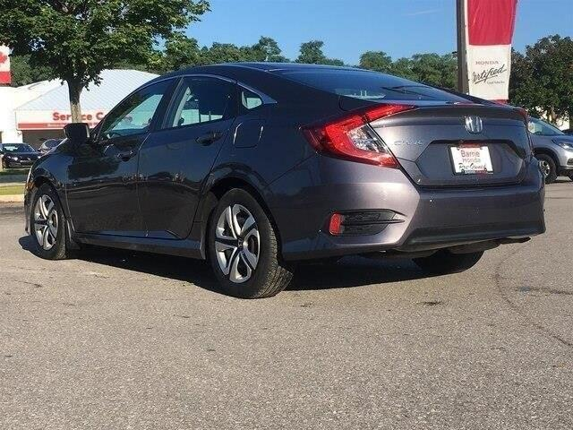 2017 Honda Civic LX (Stk: U17855) in Barrie - Image 6 of 26