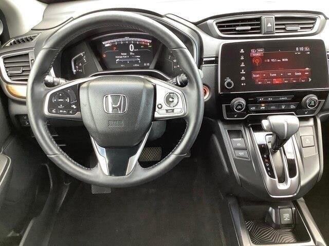 2017 Honda CR-V Touring (Stk: U17571) in Barrie - Image 10 of 22