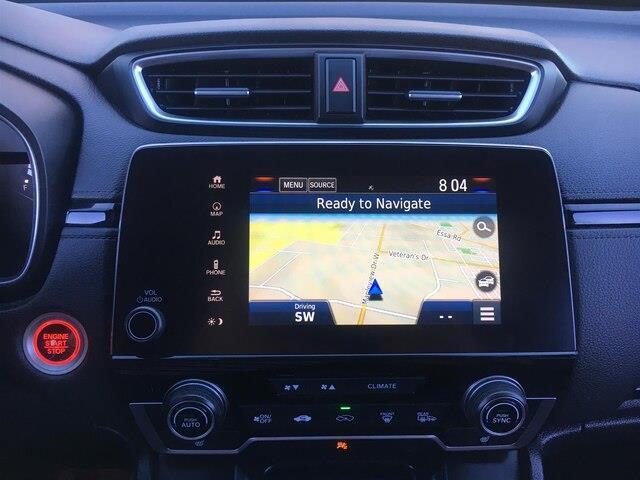 2017 Honda CR-V Touring (Stk: U17061) in Barrie - Image 3 of 29