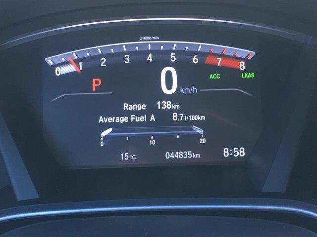 2017 Honda CR-V Touring (Stk: U17061) in Barrie - Image 17 of 29