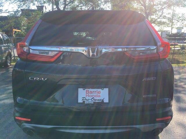 2017 Honda CR-V Touring (Stk: U17061) in Barrie - Image 25 of 29