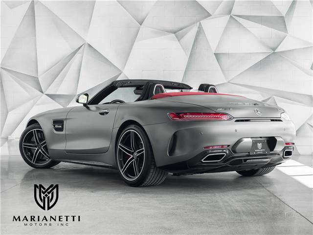 2018 Mercedes-Benz AMG GT C Base (Stk: WDDYK8AA8JA015771) in Woodbridge - Image 10 of 50